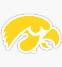Iowa Hawkeyes Sticker