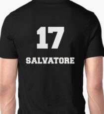 The Vampire Diaries - Stefan Salvatore's Number Unisex T-Shirt