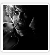 Peter Vincent David Tennant Fright Night Sticker