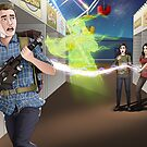 Fitzsimmons - Paranormal Activities. by eclecticmuse