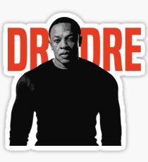 Dr Dre Sticker