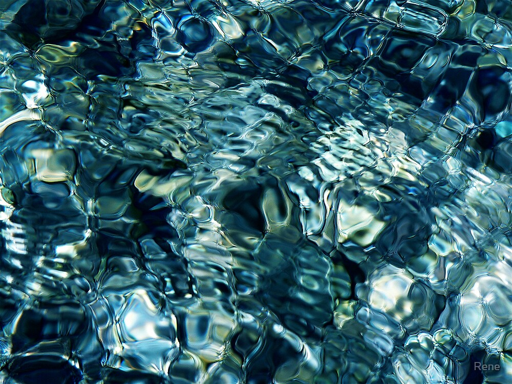 Magic Water by Rene