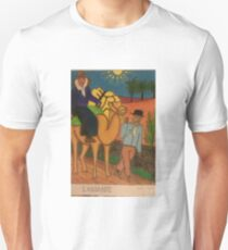 An Old Lanzarote couple. Unisex T-Shirt