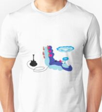 Hookah caterpillar Unisex T-Shirt