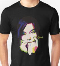 bjork - Colorful Unisex T-Shirt