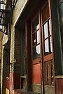 The Red Door by Nate Welk