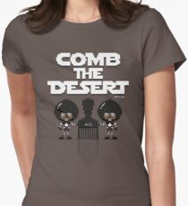 Comb The Desert! 16-bit Spaceballs Women's Fitted T-Shirt