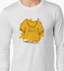 Shirt. Long Sleeve T-Shirt