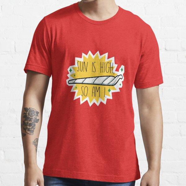 El sol es alto Camiseta esencial