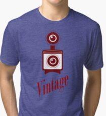 Vintage camara Tri-blend T-Shirt