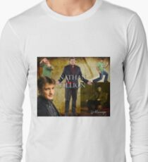 Nathan Fillion Long Sleeve T-Shirt