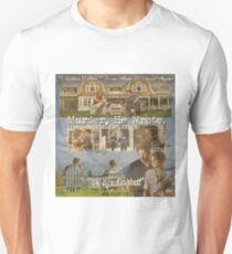 Castle - Murder, he wrote T-Shirt