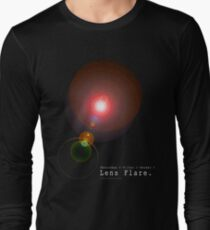 Lens Flare Long Sleeve T-Shirt