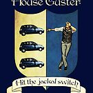 Psych House Guster Crest by thistle9997