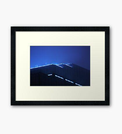 fog 3 Framed Print