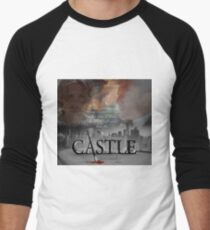 What would you do if the love of your life vanished into thin air? #Castle Men's Baseball ¾ T-Shirt