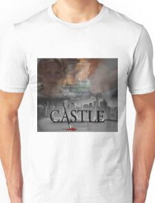 What would you do if the love of your life vanished into thin air? #Castle Unisex T-Shirt