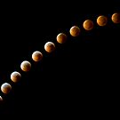 Lunar Eclipse by James Thomas