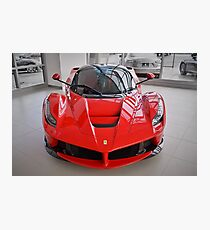 Ferrari LaFerrari Photographic Print