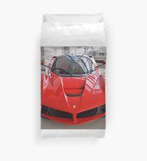 Ferrari LaFerrari Duvet Cover