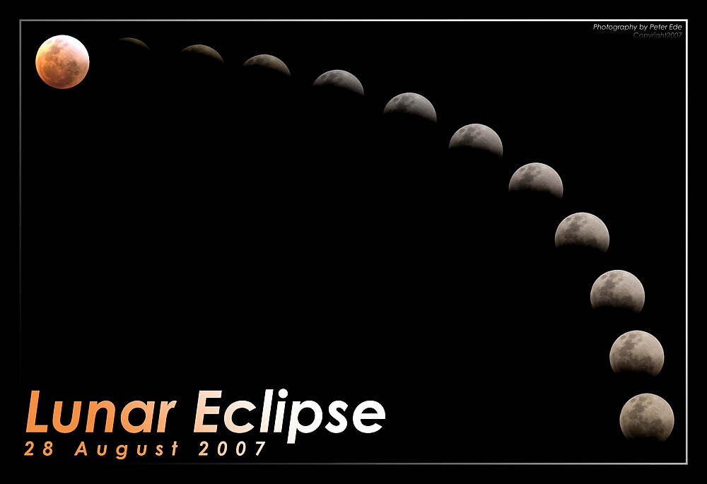 Eclipse by Peter Ede