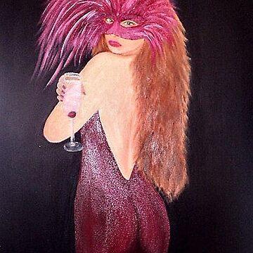 Masquerade Ball by peggygarr