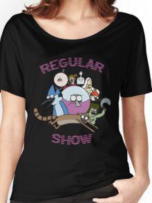 Regular Show Women's Relaxed Fit T-Shirt