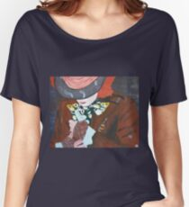 Sad Mad Hatter Women's Relaxed Fit T-Shirt