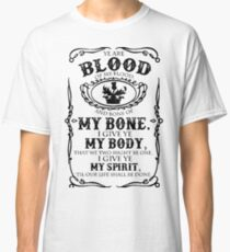 Outlander Marriage Vow  Classic T-Shirt