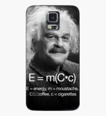 Energy = moustache (coffee * cigarettes) Case/Skin for Samsung Galaxy