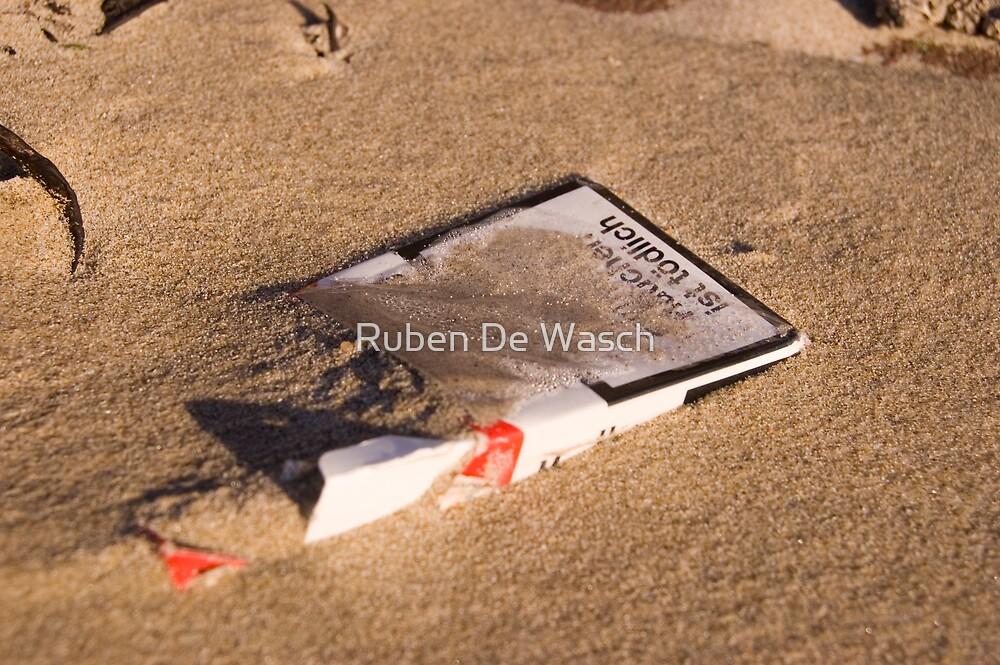 Quit smoking by Ruben De Wasch