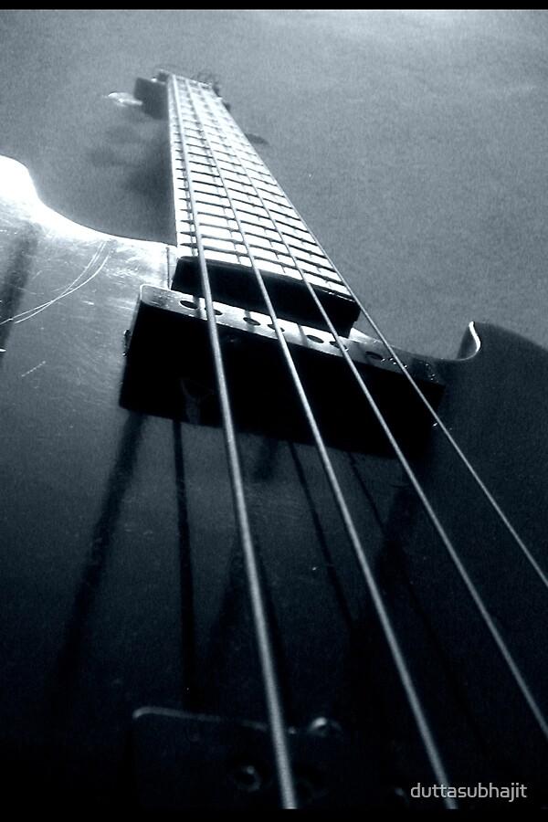 Guitar by duttasubhajit