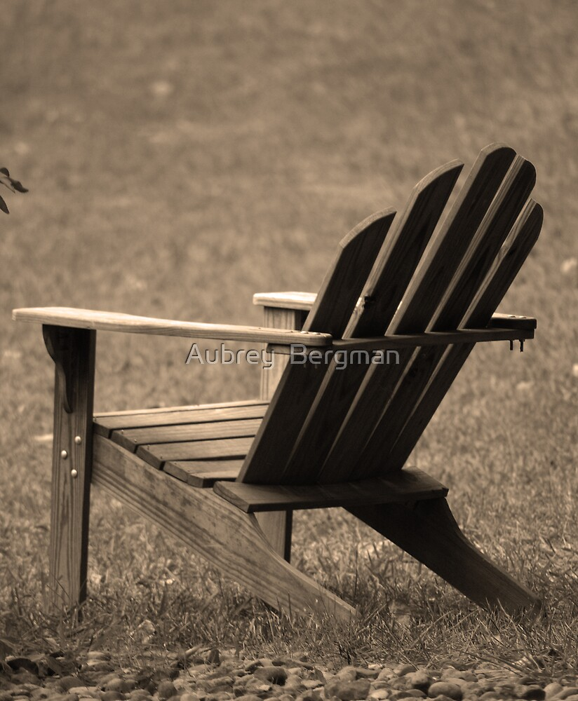 seat for one by Aubrey  Bergman