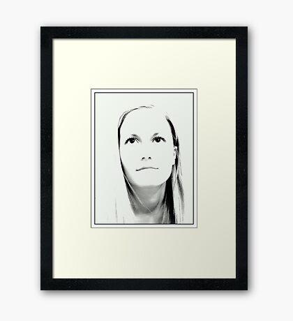 My l  Framed Print