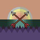 Wild Arrows by jezkemp