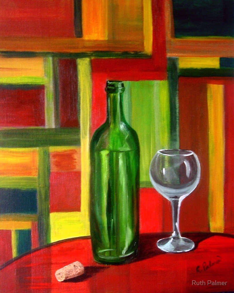 The Bottle Is Empty by Ruth Palmer