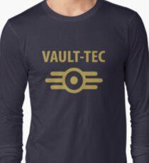 Fallout - Vault Tec Long Sleeve T-Shirt