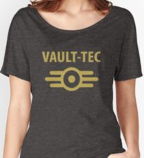 Fallout - Vault Tec Women's Relaxed Fit T-Shirt