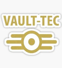Fallout - Vault Tec Sticker