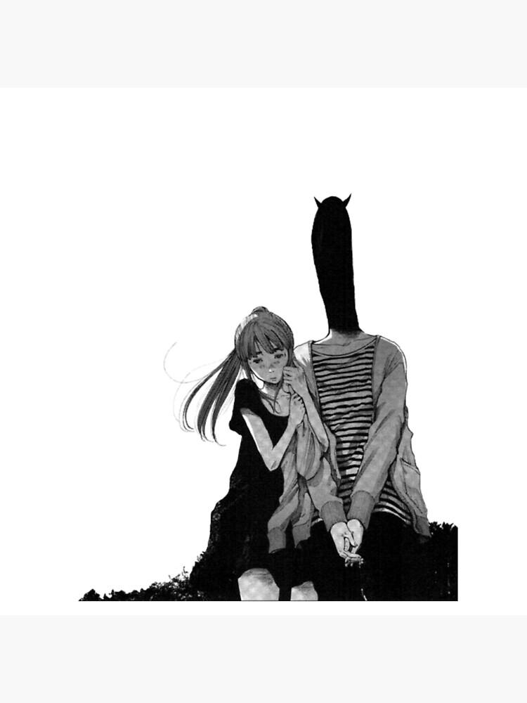 "Oyasumi Punpun Aiko + Punpun"" Tote Bag by Kirona | Redbubble"