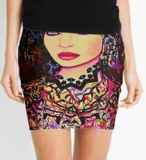 Goddess of Beauty Mini Skirt