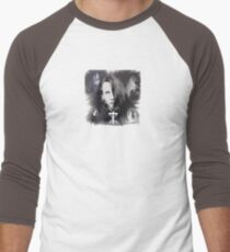 Rozz Williams Men's Baseball ¾ T-Shirt
