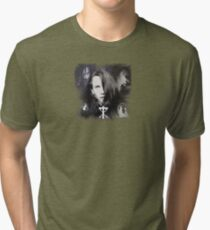 Rozz Williams Tri-blend T-Shirt