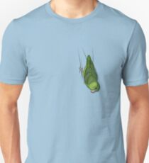 Female Green Pacific Parrotlet Unisex T-Shirt