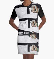 Hacksaw Ridge Graphic T-Shirt Dress