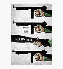 Hacksaw Ridge Photographic Print