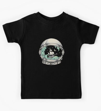 Spaceship Kids Clothes