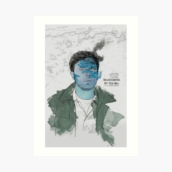 Manchester by the Sea Art Print
