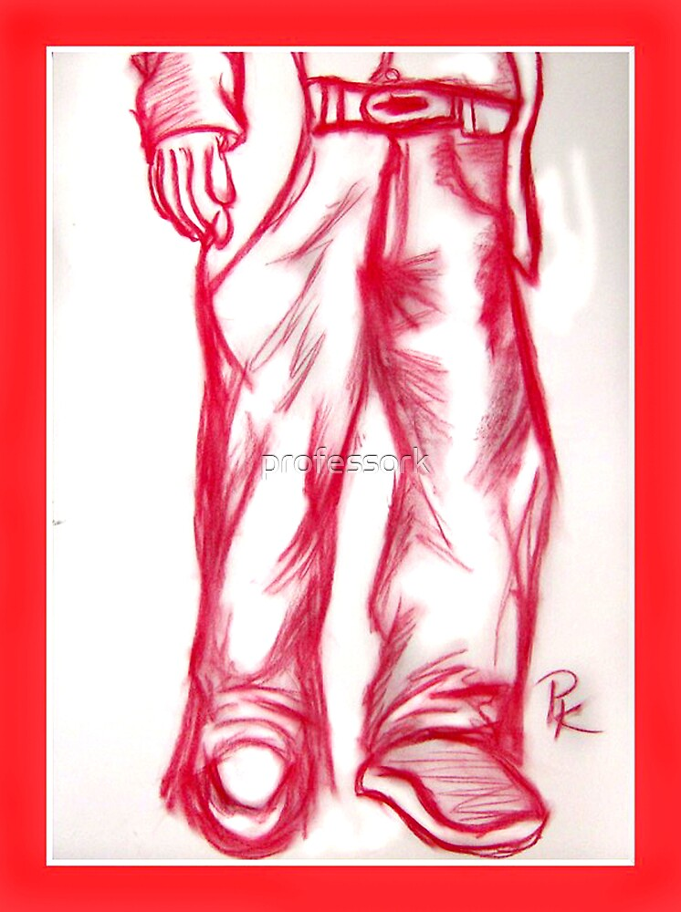 Red Man's Pants by professork