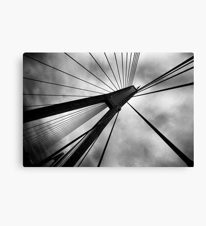 Anzac bridge Canvas Print